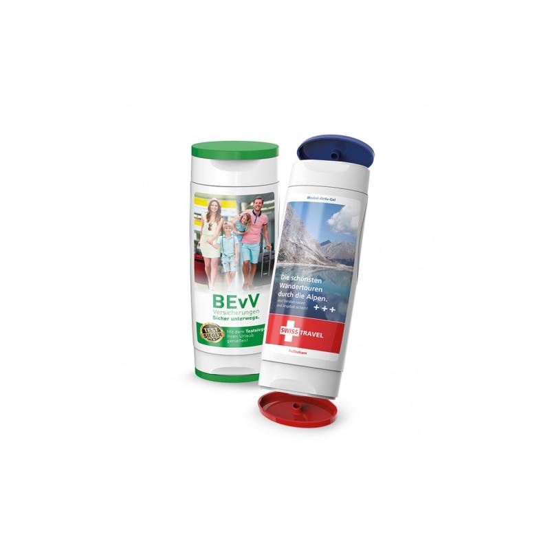 Duopack Handbalsam (oben) + Handrenigungs-Gel (unten)