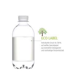 Bedruckung - Eco Label 330ml