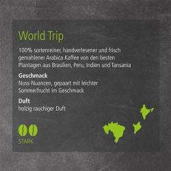 Kaffeesorte World Trip
