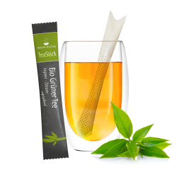 Bio Tee Stick - Grüner Tee - Premium Selection