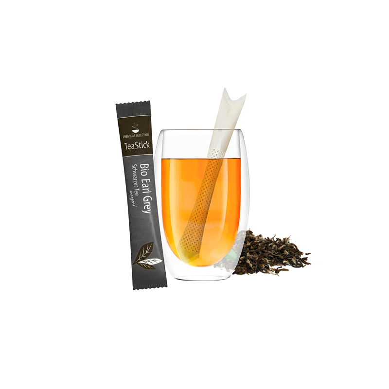 Bio Tee Stick - Earl Grey - Premium Selection