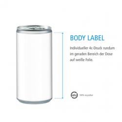 Druck Body Label