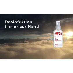 Händesdesinfektionsspray