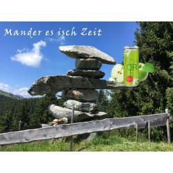Apfelsaft spritzig - Dose 250ml