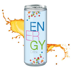 Energy Drink - 250ml Dose